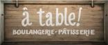 Á Table Boulangerie